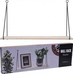 Plank-hout-met-metaal-hanger