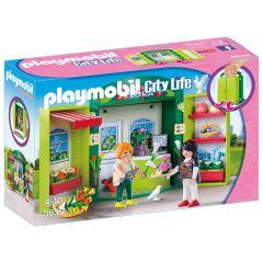 Playmobil-Speelbox-Bloemenwinkel