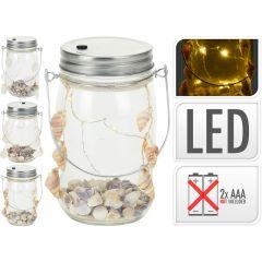 Glazen-pot-met-LEDverlichting