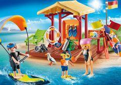Playmobil-Watersportschool-70090
