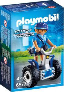 Playmobil-Politieagente-met-balans-racer---6877