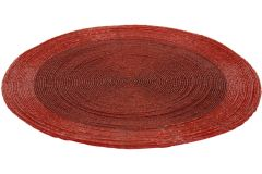 Placemat-rood-30-cm