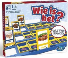 Wie-Is-Het?---Kinderspel