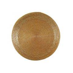 Placemat-rond-goud-30-cm