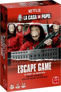 Casa-De-Papel---Escape-Game