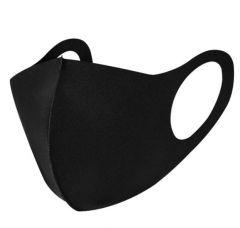 Mondmasker-Basic-Wasbaar-Zwart