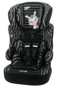 Autostoel-Nania-Beline-SP-Zebra-1/2/3