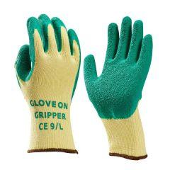 Werkhandschoenen Glove On gripper mat XL
