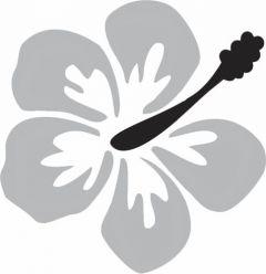 Hibiscus-sticker