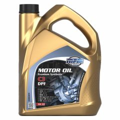 MPM 5W30 Premium Synthetic C3 DPF 5 liter
