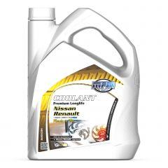 MPM-Koelvloeistof-Premium-Longlife--40ºC-Renault/Nissan-5-liter