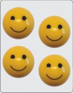 Ventielkapje smiley