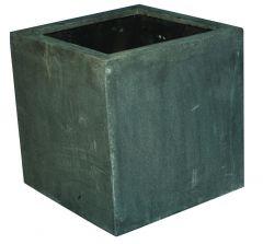 Terrazzo---Kubus-hoog-grijs-32x32x45