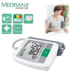 Medisana-Bovenarmbloeddrukmeter-BU-510