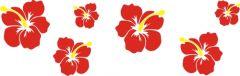 Rode-hibiscus-sticker-