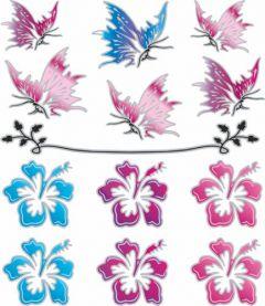 Vlinder-&-bloem-sticker