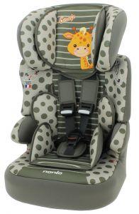 Autostoel-Nania-Beline-SP-Giraffe-1/2/3