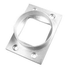 Aluminium lucht filter adapter Bosch type