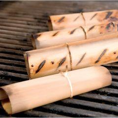 Weber Wood wraps wester red cedar