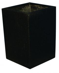 Terrazzo---Kubus-hoog-zwart-32x32x45