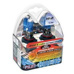 Verlichting H12 Blue-Xe lampen 12V 53W 4500K