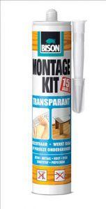Bison Montagekit Transparant 310ml