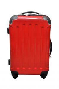 Koffer-hoogglans-rood-40-liter