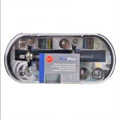 Lampenset H7 16-delig