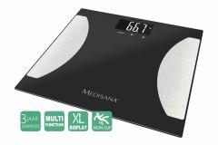 Medisana-Lichaamsanalyse-weegschaal-BS-475