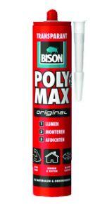 Bison Poly Max Original Transparant 300gram