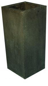 Terrazzo---Vierkant-grijs-45x45x100