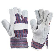 Werkhandschoenen-splitleder-amerikaantje-maat-L