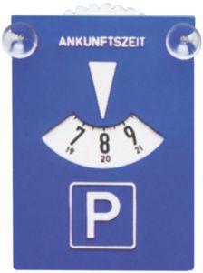 Parkeerschijf zuignap