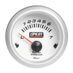 Mechanische olie druk meter