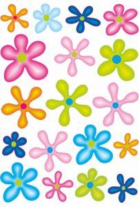 Bonte-bloemen-sticker