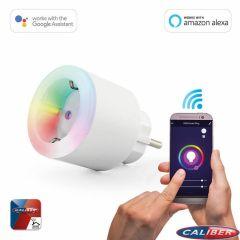 Caliber HWP101LE Wifi Power Plug 16A