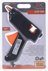 Lijmpistool 40 Watt incl. 2 lijmpatronen