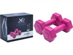 XQ-Max-Dumbbell-Roze