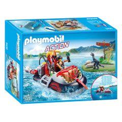 Playmobil---Hovercraft-met-onderwatermotor