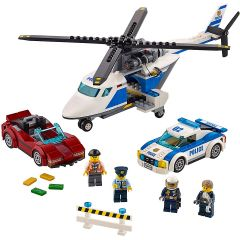 LEGO-City-Snelle-Achtervolging---60138