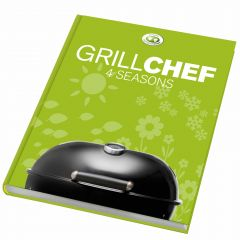 Outdoorchef kookboek Grillchef