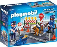 Playmobil-Politiewegversperring---6924