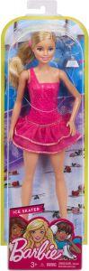 Barbie-schaatster---blond