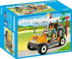 Playmobil-Dierenverzorger-met-materiaal---6636