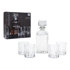 Karaf-met-dop-en-4-glazen