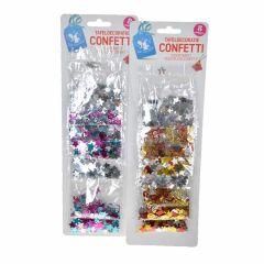 Confetti tafeldecoratie