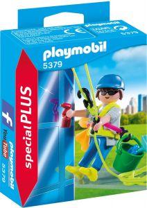 Playmobil-Glazenwasser---5379