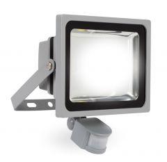 Powerplus-LED-Schijnwerper-met-Sensor-30W