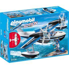 Playmobil---Action-politiewatervliegtuig