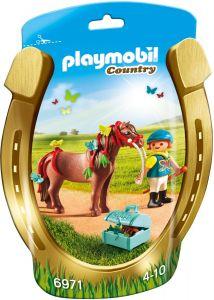 "Playmobil-Pony-om-te-versieren-""Vlinder""---6971"